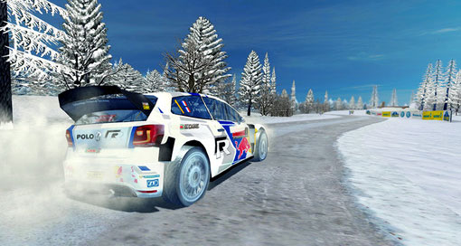"Rallye-Rennspiel ""WRC The Official Game"" ist in den AppStore gerast"
