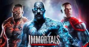 WWE Immortals: imposantes Prügelspiel mit göttlichen Wrestling-Stars