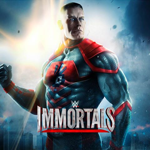 WWE Immortalis iPhone iPad