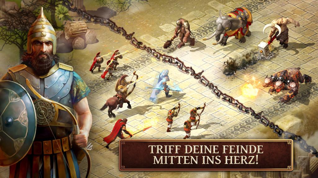 Age of Sparta iOS