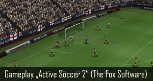 """Arcade-Fußballspiel """"Active Soccer 2"""" vorgestellt & Deutschland – England im Video"""