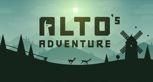"""Tolles """"Alto's Adventure"""" wieder für nur 0,99€ laden"""