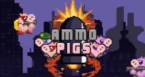 Ammo Pigs: dieser Retro-Plattformer hat echt Schwein