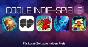 Kurze Erinnerung: im AppStore gibt es aktuell viele tolle Spiele deutlich günstiger