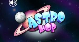 Astro Hop: endloses im Kreis rennen im All