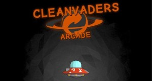 Cleanvaders Arcade: Rundflug im All per One-Touch-Steuerung