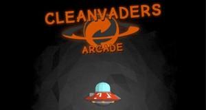 Cleanvaders Arcade: Rundflug im All per One-Touch-Steuerung