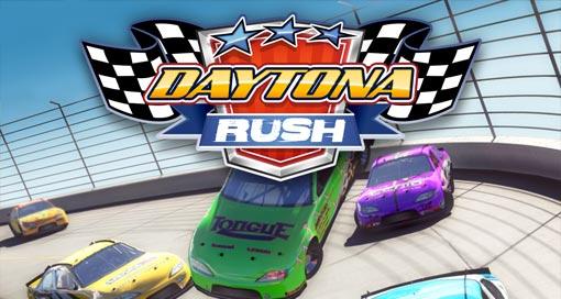"""Neuer Endless-Racer """"Daytona Rush"""" von Invictus Games rast diese Woche in den AppStore & Gameplay-Video"""
