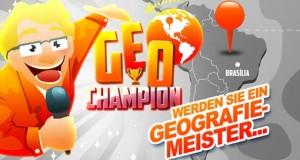 GeoChampion: neues Quiz testet euer Erdkunde-Wissen