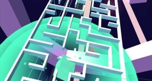 Hyper Maze Arcade: mit flinken Fingern den Weg durchs endlose Labyrinth bahnen