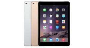 Spitzenpreis: iPad Air 2 mit 4G & 64 GB in allen Farben nur 599€ (statt 709€)