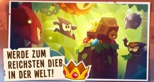 "King of Thieves: F2P-Mischung aus Plattformer & PvP vom ""Cut the Rope""-Entwickler"
