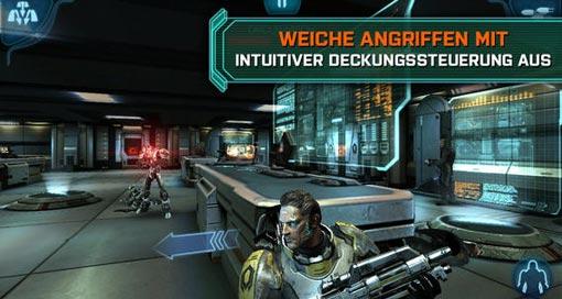 """EAs Shooter """"Mass Effect Infiltrator"""" wird verschenkt"""