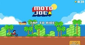 """""""Moto Joe"""" ist ein frustrierender Highscore-Racer ohne Ziel"""