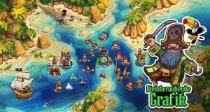"""4,5 Sterne für lau: tolles Tower-Defense-Spiel """"Pirate Legends TD"""" mal wieder kostenlos"""