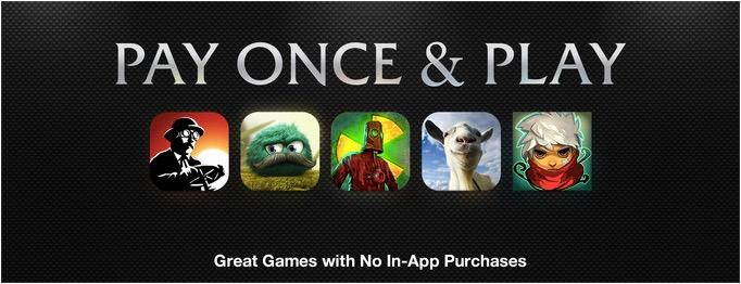Premium Games iOS