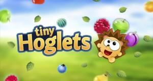 "Per Match-3-Puzzle in ""Tiny Hoglets"" Igel füttern"