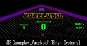 """Angespielt: neuer Arcade-Shooter """"Voxelvoid"""" im Gameplay-Video"""