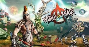 """Ballern bis der Arzt kommt: actionreiches Tower-Defense-Spiel """"World of Khaos"""" neu im AppStore"""