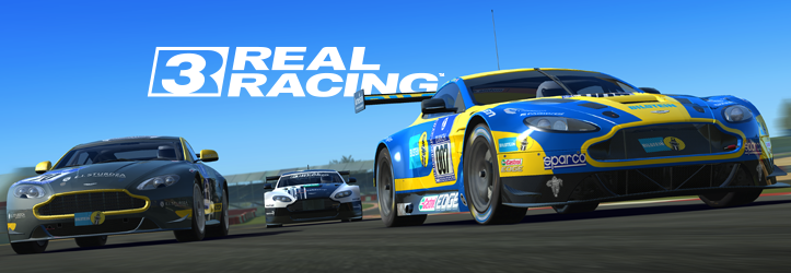 Real Racing 3 iPhone iPad