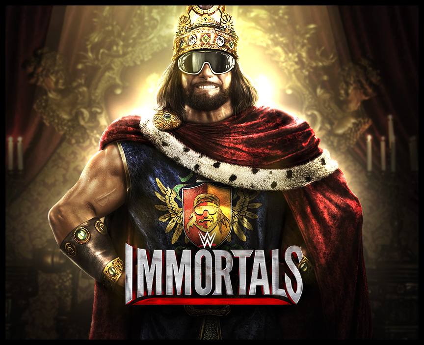 WWE Immortals iPhone iPad