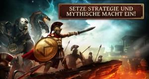"""In Gamelofts neuem """"Age of Sparta"""" ziehen Griechen und Perser in den F2P-Strategie-Krieg"""