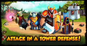 Angriff! – Tower Attack: F2P-Mischung aus Tower-Defense und Tower-Offense