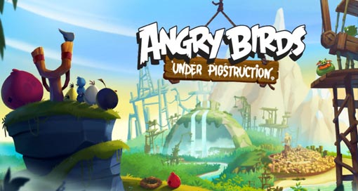 "Rovios ""Angry Birds Under Pigstruction"" im Soft-Launch & unser Preview-Video"