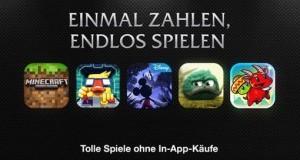 Einmal zahlen, endlos spielen: tolle iPhone- & iPad-Spiele ohne In-App-Käufe