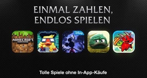 Spiele zum Spielen auf dem iPad