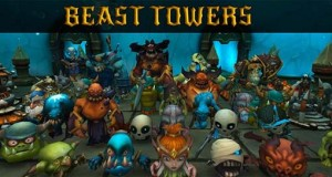 """Im neuen Tower-Defense-Spiel """"Beast Towers"""" bestimmt ihr, wo es langgeht"""
