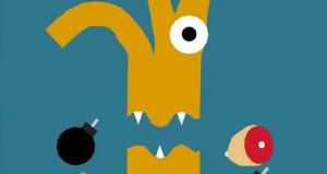 Cheesy Munch: Schinken hui, Bomben pfui