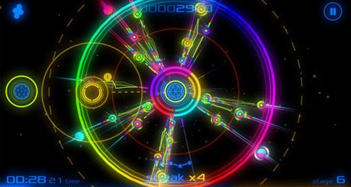 """Chromaticon"" ist ein kunterbuntes, durchgedrehtes Color-Matching-Game"