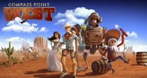 """""""Compass Point: West"""" ist neu im AppStore: halb """"Clash of Clans"""", halb """"Hearthstone"""", ganz Wilder Westen"""