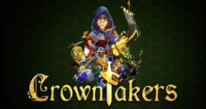 """Kalypso Media veröffentlicht erstes iPad-Strategiespiel """"Crowntakers"""""""