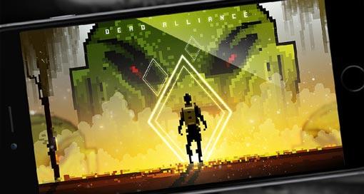 """Pixel-Zombies über den Haufen ballern im neuen Platformer """"Dead Alliance"""""""