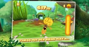 Die Biene Maja: Flügelflatterflitzeflug – langweiliger Endlos-Flug für Kids