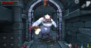 "Gelungener Dungeon Crawler ""Dungeon Hero RPG"" neu als Gratis-Download im AppStore"