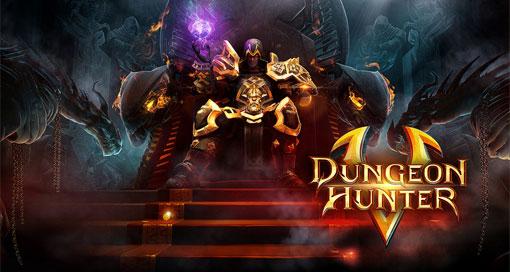 """Dungeon Hunter 5"" im Gameplay-Video"