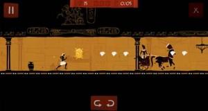"""Jump & Run """"Escape from the Pyramid"""" neu im AppStore: rennend und springend durchs alte Ägypten"""