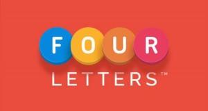 """4 Buchstaben, 1 Wort: neues Wortspiel """"Four Letters"""" für Englisch-Experten"""