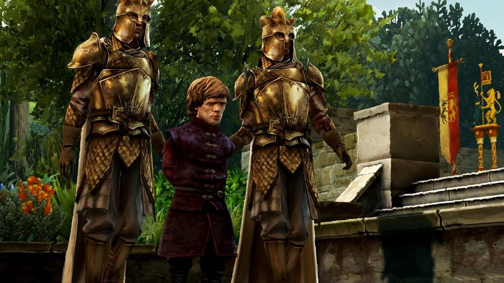 Game of Thrones – A Telltale Games Series iOS