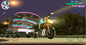 "Controller- & iPhone-6-Support für ""Grand Theft Auto: Vice City"""