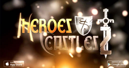 """""""Heroes and Castles 2"""" erscheint am 14. Mai im AppStore"""