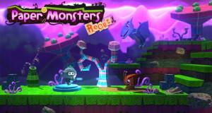 Paper Monsters Recut: würdiger Nachfolger eines tollen Jump'n'Runs