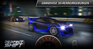 Perfect Shift: der nächste F2P-Drag-Racer…
