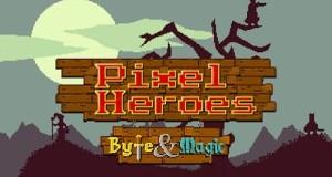 """""""Pixel Heroes: Byte & Magic"""" von Headup Games: amüsante Rollenspiel-Zeitreise"""