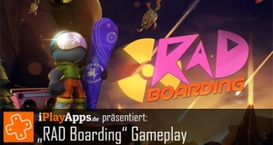 "Noodlecakes morgen erscheinendes ""RAD Boarding"" im Preview-Video"
