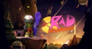 "RAD Boarding: ""Tiny Wings""-Klon als verrückte Snowboard-Abfahrt"