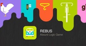 REBUS – Absurd Logic Game: zum um die Ecke denken…